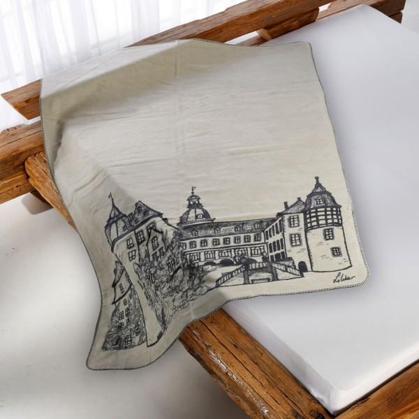 Laubach Kolter auf dem Bett