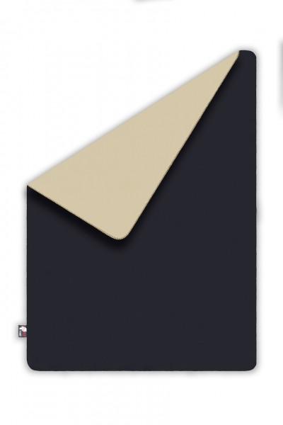 Classic Line Kolter beige-grau Komplettansicht Ecke umgelegt