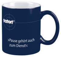 Tatort-Tasse: Pause