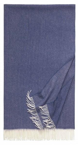 Schal Benedict blau