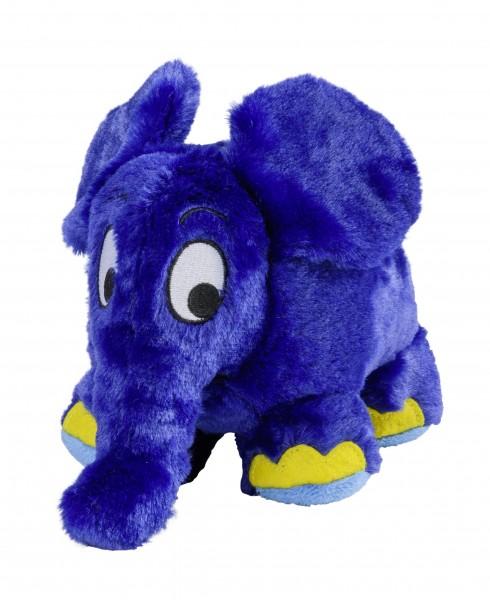 Waermestofftier der blaue Elefant