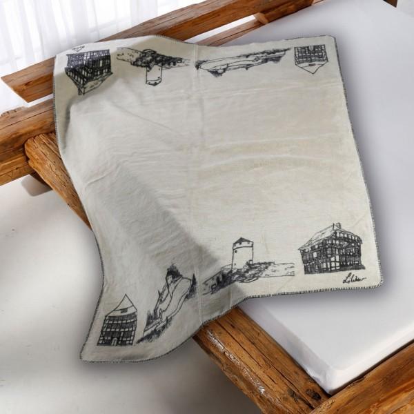 Homberg Efze Kolter auf dem Bett
