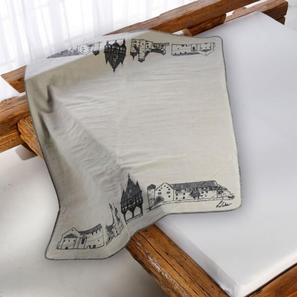 Michelstadt Kolter auf dem Bett