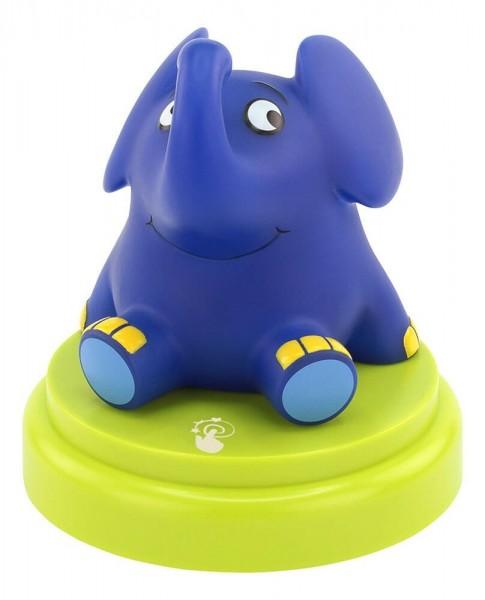 Nachtlicht Der blaue Elefant