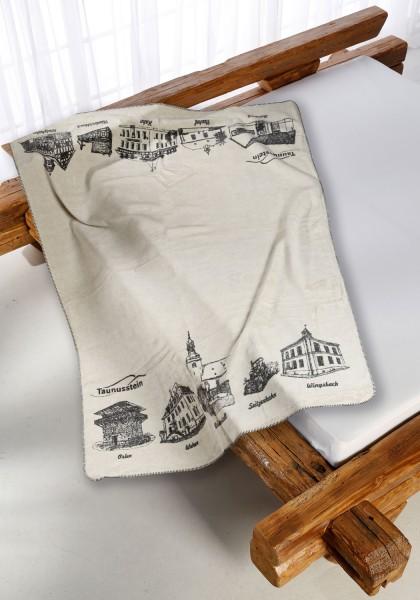 Taunusstein Kolter auf dem Bett