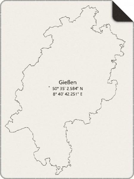 Giessen Kolter mit Koordinaten
